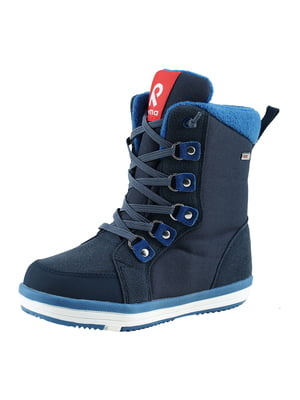Ботинки синие | 5575673