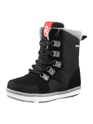 Ботинки черные | 5575674