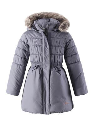Куртка сіра | 5575731