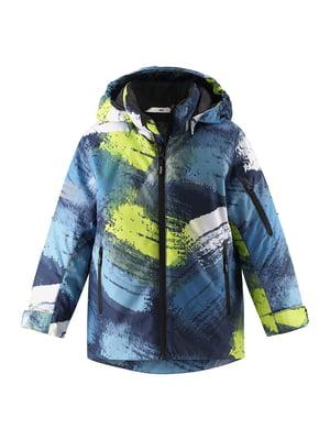 Куртка з принтом | 5575733