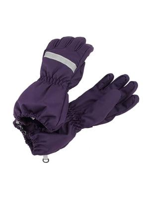 Рукавички фіолетові | 5575753