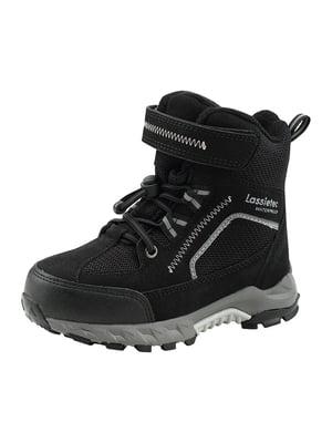 Ботинки черные | 5575772