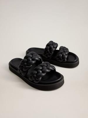 Шльопанці чорні | 5508402