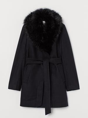 Пальто чорне | 5525382