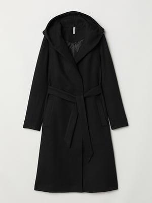 Пальто чорне | 5527375