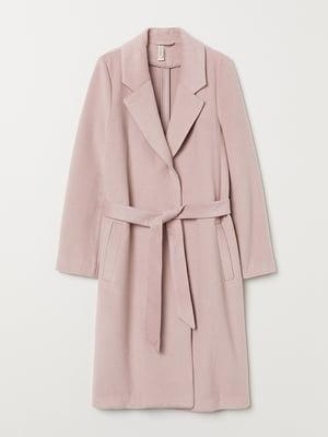 Пальто рожеве | 5527426