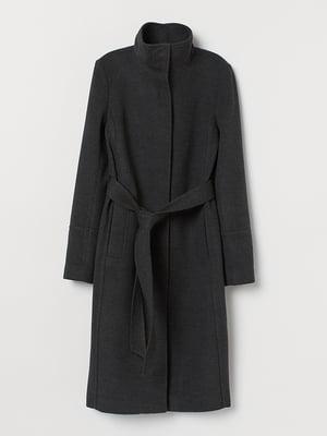 Пальто сіре | 5527458