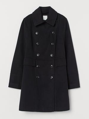 Пальто чорне | 5528511