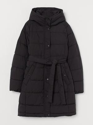 Куртка для беременных черная | 5531838