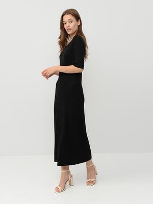 Платье черное | 5551483