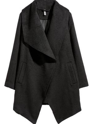 Пальто чорне | 5551487