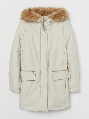 Куртка бежева | 5552009