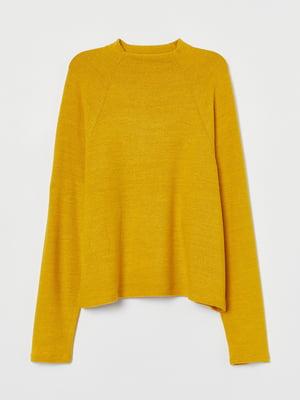 Джемпер жовтий | 5576678