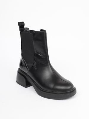 Черевики чорні | 5567886