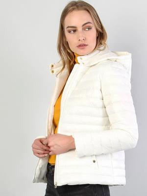 Куртка молочного цвета | 5577174