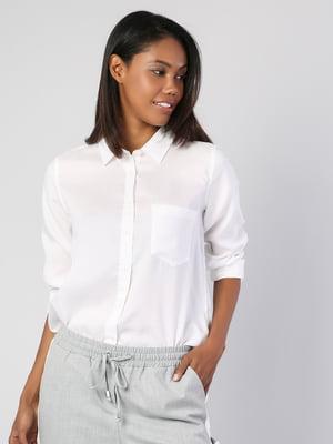 Рубашка белая   5577223