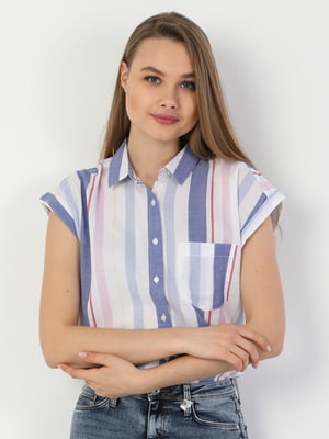 Сорочка в смужку | 5577475
