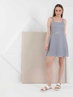 Платье в полоску | 5577492