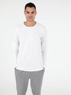 Лонгслів білий | 5577558