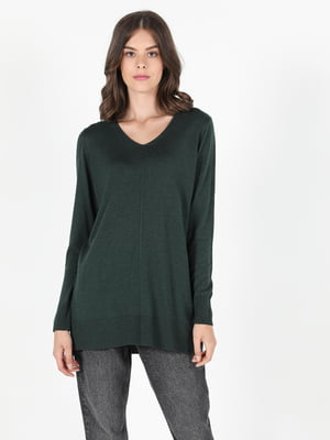 Пуловер зелений | 5577657