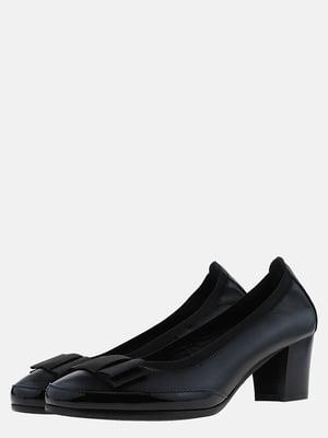 Туфлі чорні | 5561204