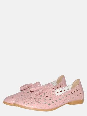 Балетки розовые | 5561242