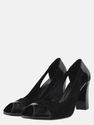 Туфлі чорні | 5566132