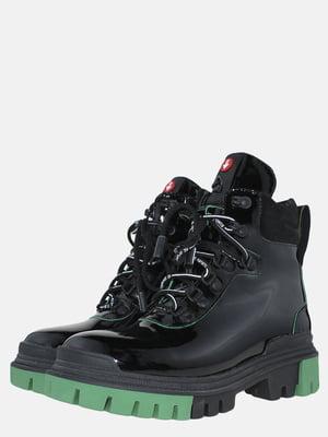 Ботинки черные | 5576155