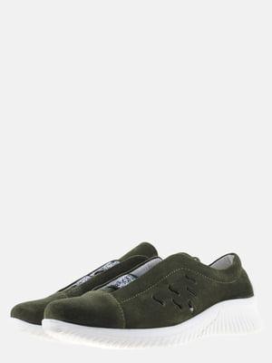Кроссовки зеленые | 5577866