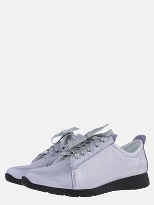 Кроссовки лилового цвета | 5568951