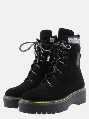 Ботинки черные | 5571015