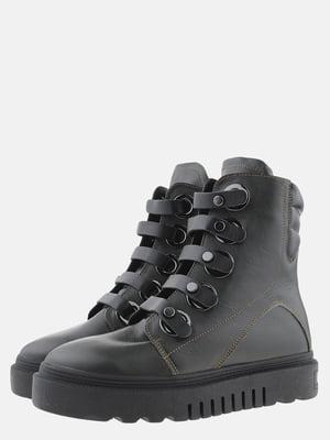 Ботинки черные | 5571021