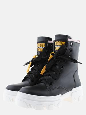 Ботинки черные | 5576190