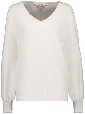 Пуловер білий  | 5577927