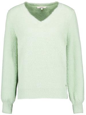 Пуловер зеленый | 5577958