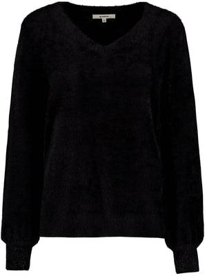 Пуловер чорний | 5577960
