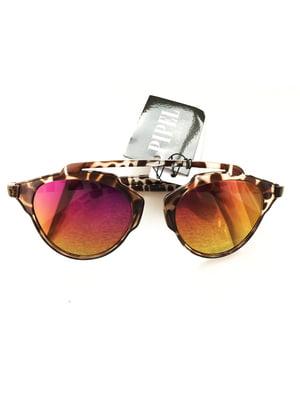 Очки солнцезащитные | 5577988