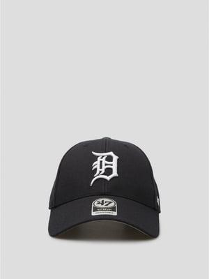 Бейсболка черная | 5512704