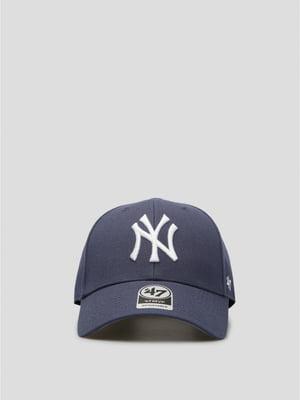 Бейсболка синяя | 5512707