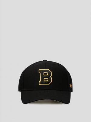 Бейсболка черная | 5576262