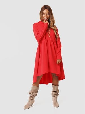 Платье красное | 5578041