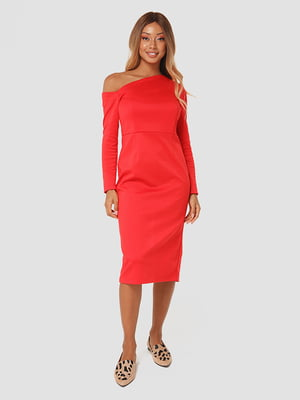 Платье красное | 5578050
