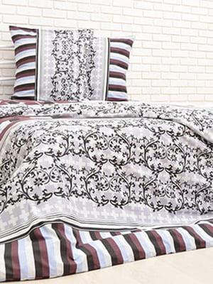 Комплект постельного белья двуспальный (евро)   5578394