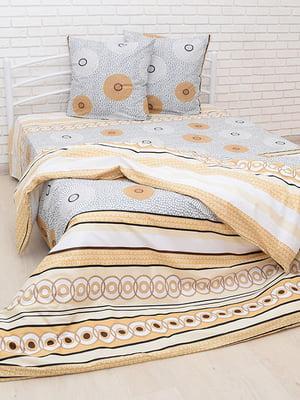 Комплект постельного белья двуспальный (евро)   5578396