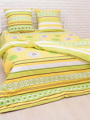 Комплект постельного белья двуспальный (евро)   5578397