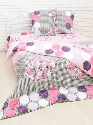 Комплект постельного белья двуспальный (евро)   5578403