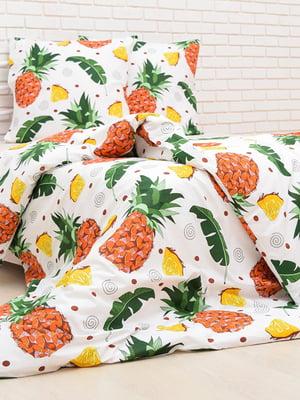 Комплект постельного белья двуспальный (евро)   5578412