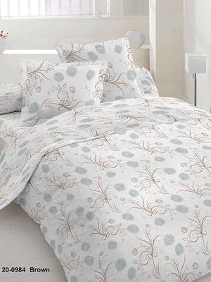 Комплект постельного белья полуторный   5578434