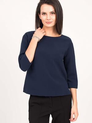 Блуза синя | 5537711