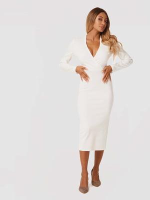 Платье молочного цвета | 5578688